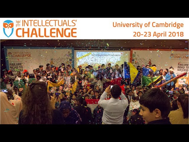Owlypia-The Intellectuals' Challenge at the University of Cambridge