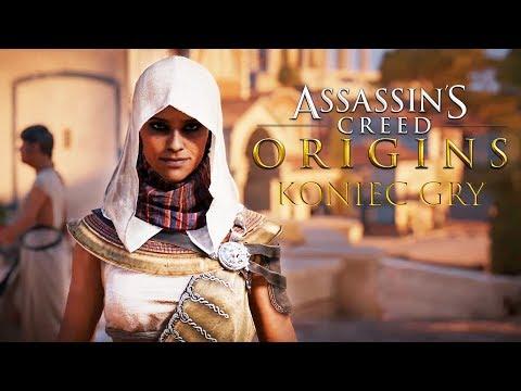 Zagrajmy w Assassin's Creed Origins 25  KONIEC GRY  PC