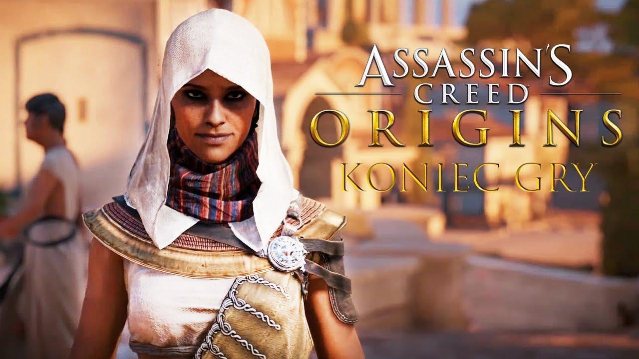 Zagrajmy w Assassin's Creed Origins #25 – KONIEC GRY – PC