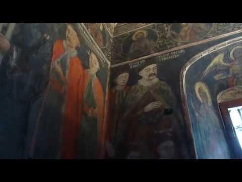 Manastirea Stavropoleos, Bucuresti. Stavropoleos Monastery, Bucharest