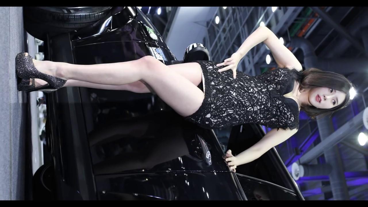 레이싱모델 ★송주아★Song Joo A★2018 오토위크 AutoWeek [4K]/FANCAM 직캠 by mook 묵/