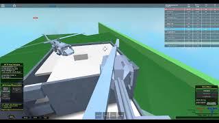 Armored Patrol Gameplay (Roblox)