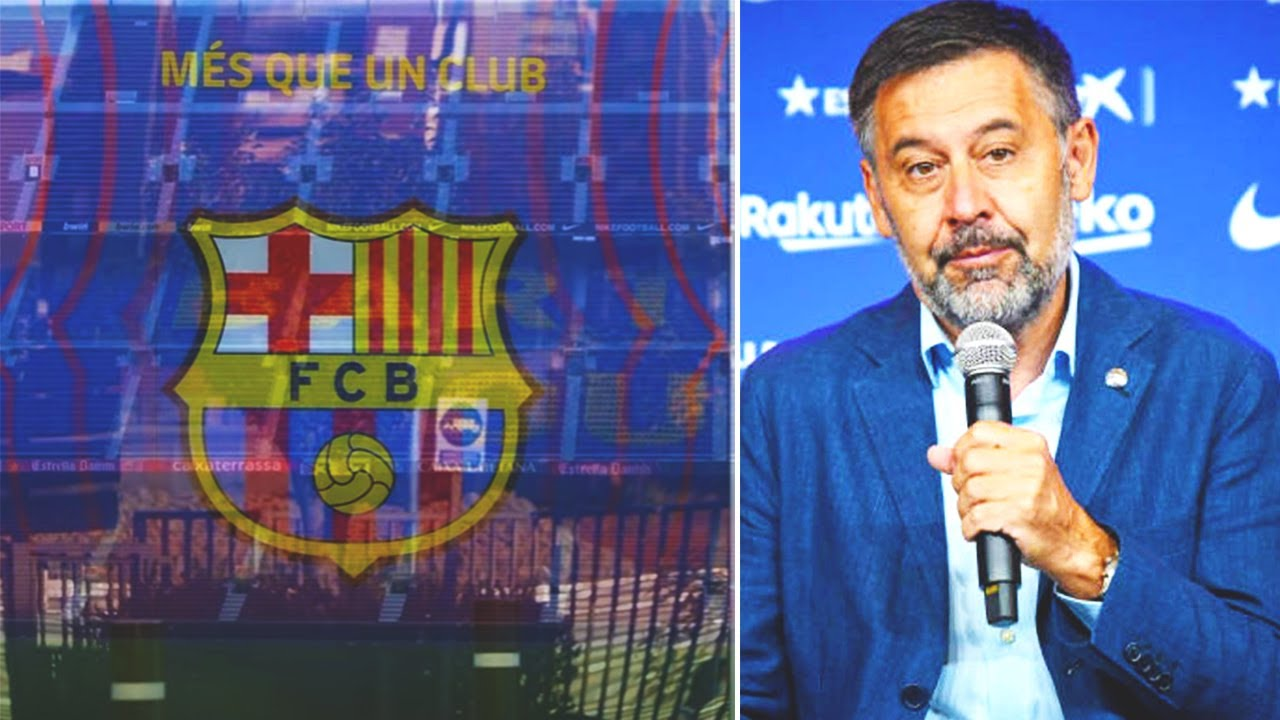 A HISTORIC EVENT IN BARCELONA! Bartomeu OUT!? Signatures are collected! Is Messi happy?
