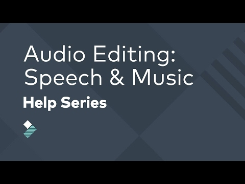 Tutorial: Audio Ducking in Filmora | Speech and Music