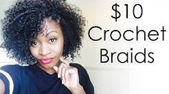 $10 Crochet Braids - Model Model Water Wave Hair