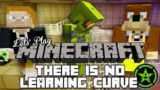 Let's Play Minecraft: Ep. 174 - There Is No Learning Curve
