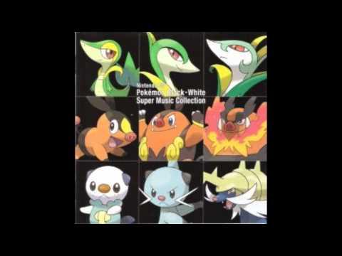 Piste 87 - Route 10 [Pokémon Black·White Super Music Collection Disc 2]
