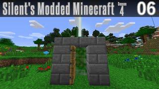 Silent's Modded Minecraft - S4E06 - Erebus Portal