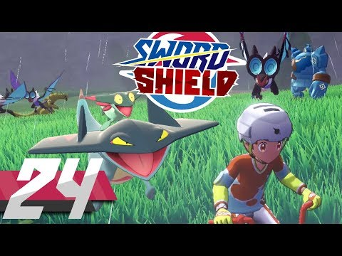 Pokémon Sword And Shield - Episode 24 | Lake Of Outrage!