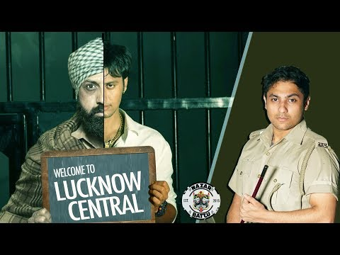 Welcome To Lucknow Central Ft. Gippy Grewal | Harsh Beniwal