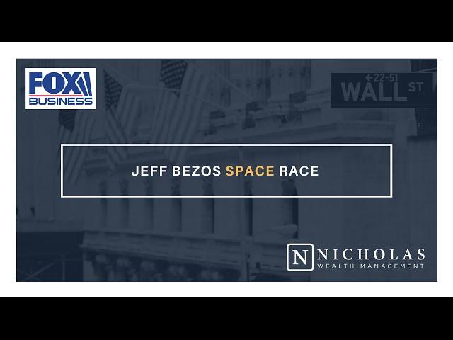Jeff Bezos Space Race