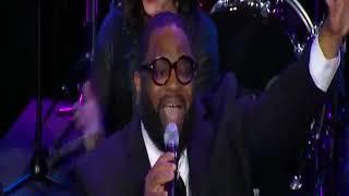 Bishop Hezekiah Walker singing