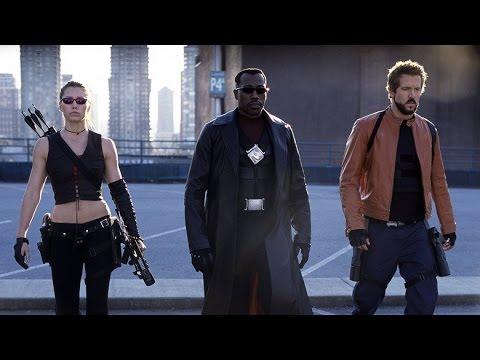Trailer do filme Blade: Trinity