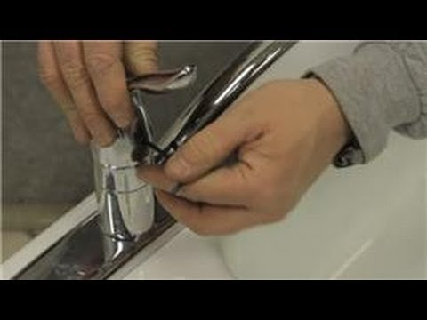 Sink Maintenance : How to Repair a Leaking Utility Sink