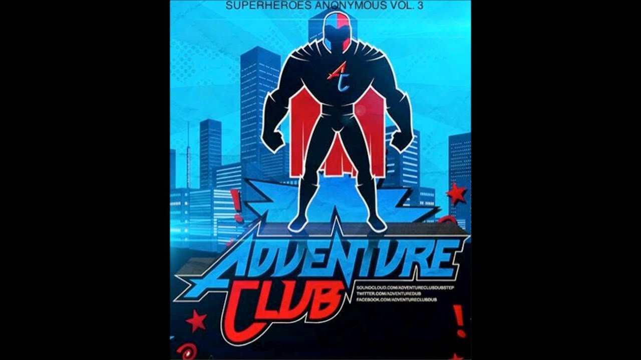 Adventure Club Super Heroes Anonymous Vol 3 Free