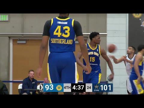 Damian Jones (27 points) Highlights vs. Salt Lake City Stars
