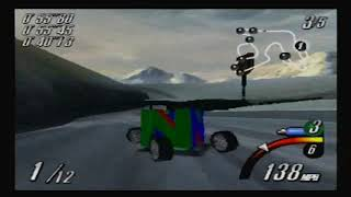 Top Gear Overdrive N64: Down Town