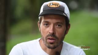Entrevista al corredor Pau Bartolo tras ganar la TDS del Ultra Trail Mont Blanc 2015
