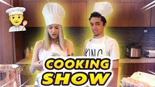 fIRST EVER COOKING SHOW WITH MY GIRLFRIEND - Nightblue3
