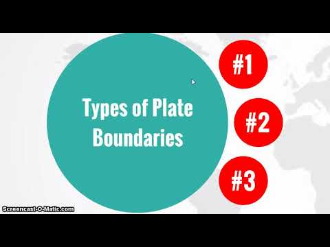 Plate Tectonic, Volcanoes, And Earthquakes