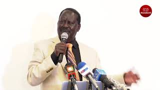Raila Odinga meets influential Mt. Kenya tycoons, vows to make 'made in Kenya' a reality
