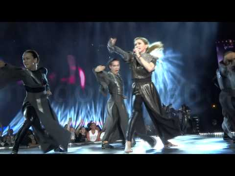 Madonna - I'm Addicted - MDNA Tour Montage [HD]