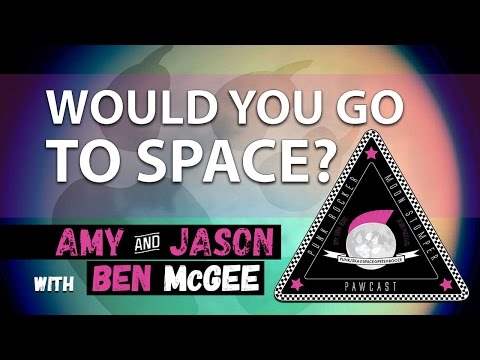 Space Tourism and Ska with Ben McGee   PRMSP Ep  3
