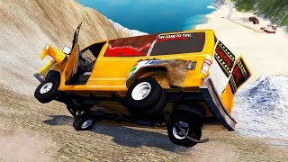 Cliff Madness #4 – BeamNG Drive