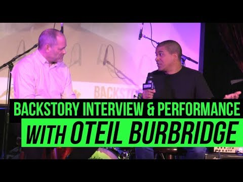 BackStory Presents: Oteil Burbridge live from The Cutting Room