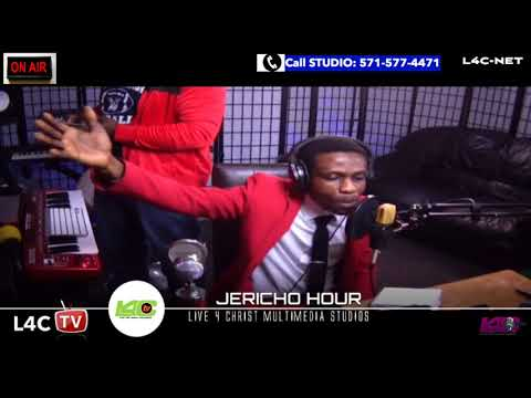 Jericho Hour with Minister Richmond AtaPoku