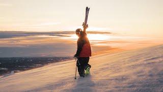 ТРЮСИЛЬ самый крупный горнолыжный курорт Норвегии Путь к НОРДКАПУ Влог2