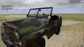 Arma 3 RHS, Tank heist, [URALSERVER66]