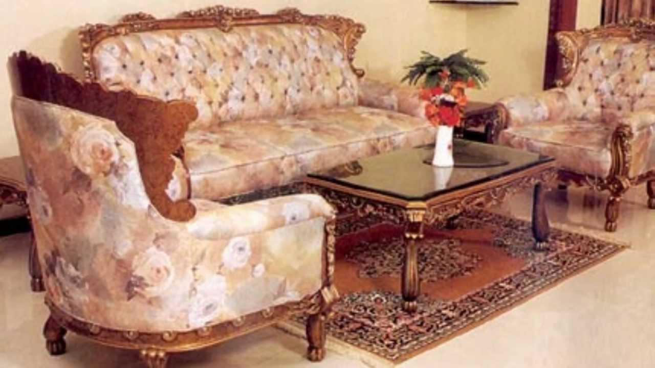 Living Room Mattress India Leopard Maharaja Bed Mart Sofa Set And Catalog Youtube
