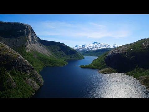 Tursiden 360: Børvatnet i Bodø