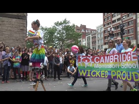 LGBT (Lesbian, gay, bisexual, and transgender) Pride Parade 2016