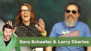 Sara Schaefer & Larry Charles | Getting Doug with High