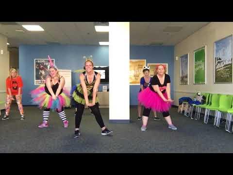 Shake Senora Pitbull Jamie Bell Zumba Fitness Dance Choreography