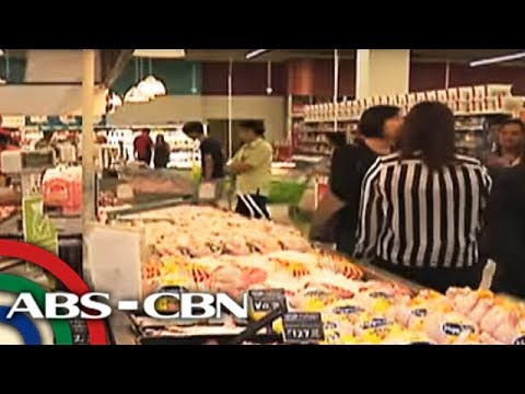 DTI inspects supermarkets to check prices of basic goods