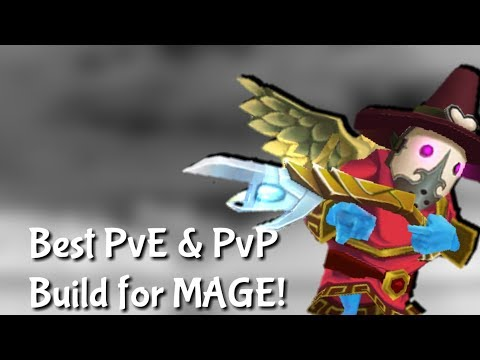 Arcane Legends - Best PvE & PvP Build For Lvl 66 Mage!