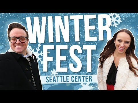 Winterfest at Seattle Center | Local Lens Seattle