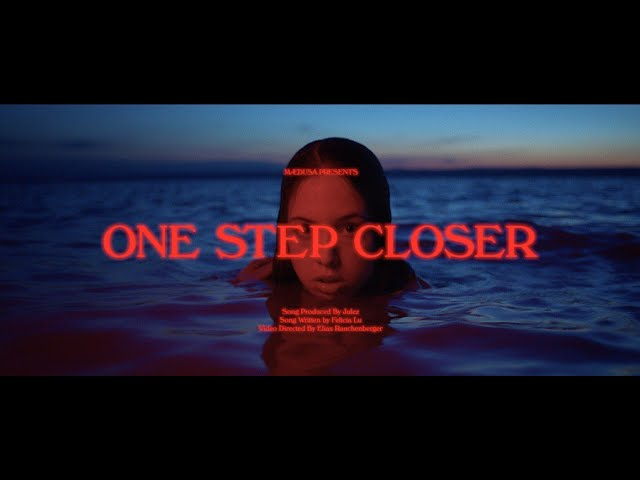 Felicia Lu - One Step Closer [Official Music Video]