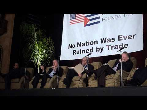 Ybor City conference urges restored ties with Cuba: WMNF News