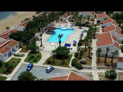 Beachfront Mini Villa, 3* Long Beach Club Resort, North Cyprus, Famagusta | Cyprus Paradise