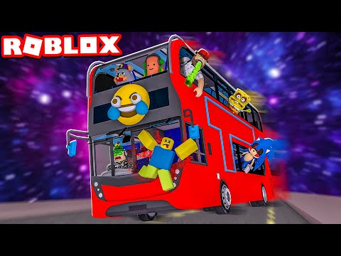 Roblox Horror Bus Weird And Scary Bus Simulator In Roblox Youtube