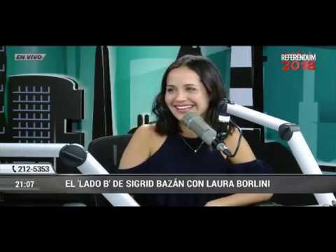 'El lado B' de Sigrid Bazán con Laura Borlini
