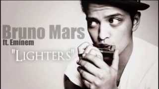 Eminem ft. Bruno Mars - Lighters ( Official )