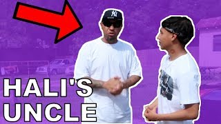I MET HER UNCLE! *Release from JAIL!!*