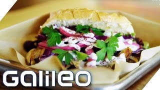 Deutsche Döner - das gesunde Fast Food der USA | Galileo | ProSieben