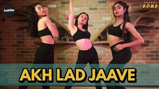 Akh Lad Jaave X Heer Badnaam | Jazz & Freestyle Bollywood Dance Choreography | Cherry Bomb | Hattke