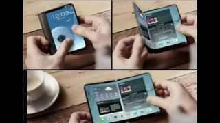 Samsung presentaría el primer celular con pantalla plegable